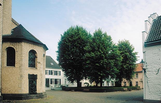 Stiftsplatz Kaiserswerth